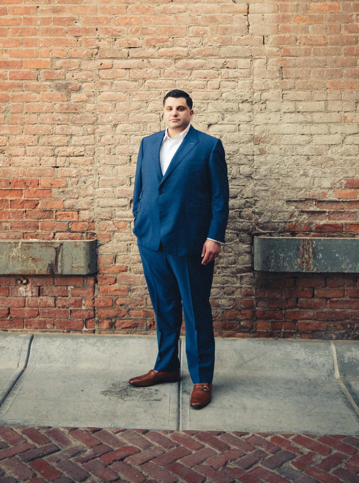 Michigan Entrepreneur Peter Vitale